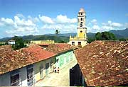 Tour around Santa Clara and Trinidad Cuba